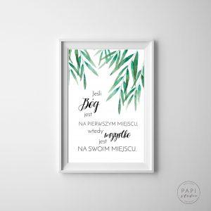 plakat obrazek chrześcijańskie cytaty botaniczneplakat obrazek chrześcijańskie cytaty botaniczne